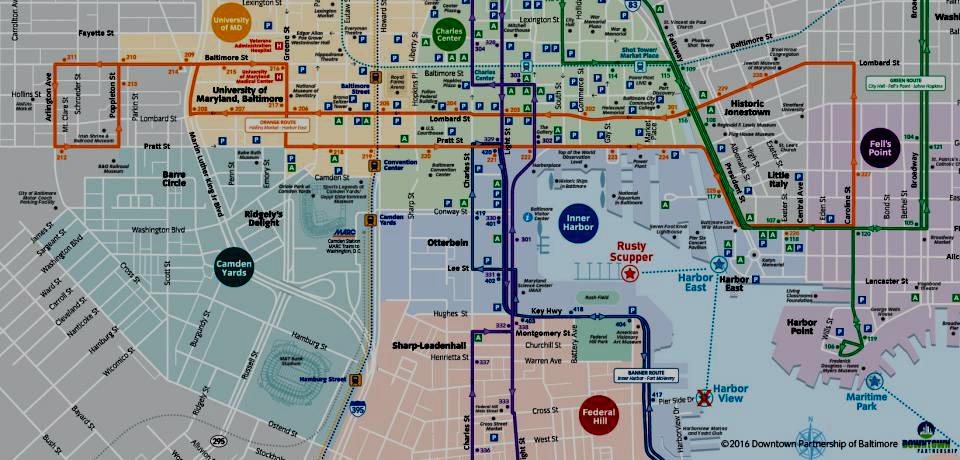 purple route